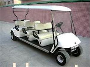 四轮电动高尔夫球车
