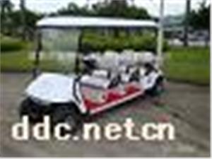 八座电动高尔夫球车