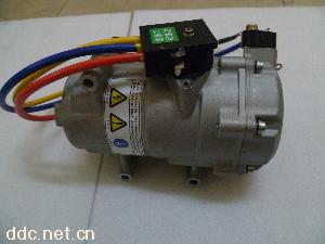 24V电动涡旋式压缩机