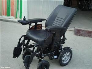 残疾人电动轮椅车威之群亿志1018电动代步车