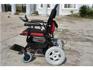 便携式电动轮椅车,威之群雨燕1023-16电动轮椅