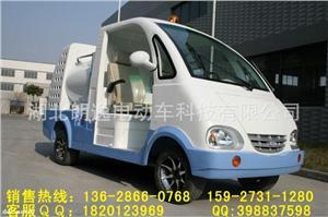 南京电动洒水车多少钱一台-朗逸电动洒水车报价