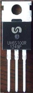 供应UV6S100R110A550V5.7mΩ场效应管