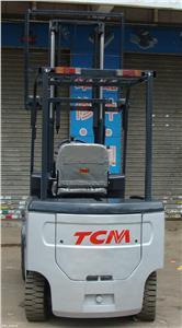 TCM3吨电瓶叉车出租
