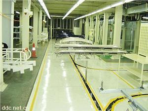 浙江电动车外壳喷漆线,电动车骨架喷塑线