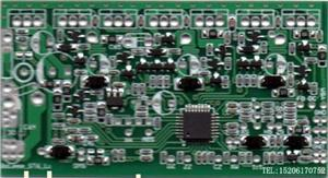 350W电动车控制器半成品板(电路板、主板、线路板)