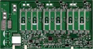 2000W电动车控制器半成品板(电路板、主板、线路板)