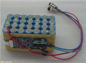 山木24V8AH锂电池