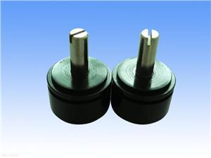 WDJ22D精密导电塑料角度位移传感器