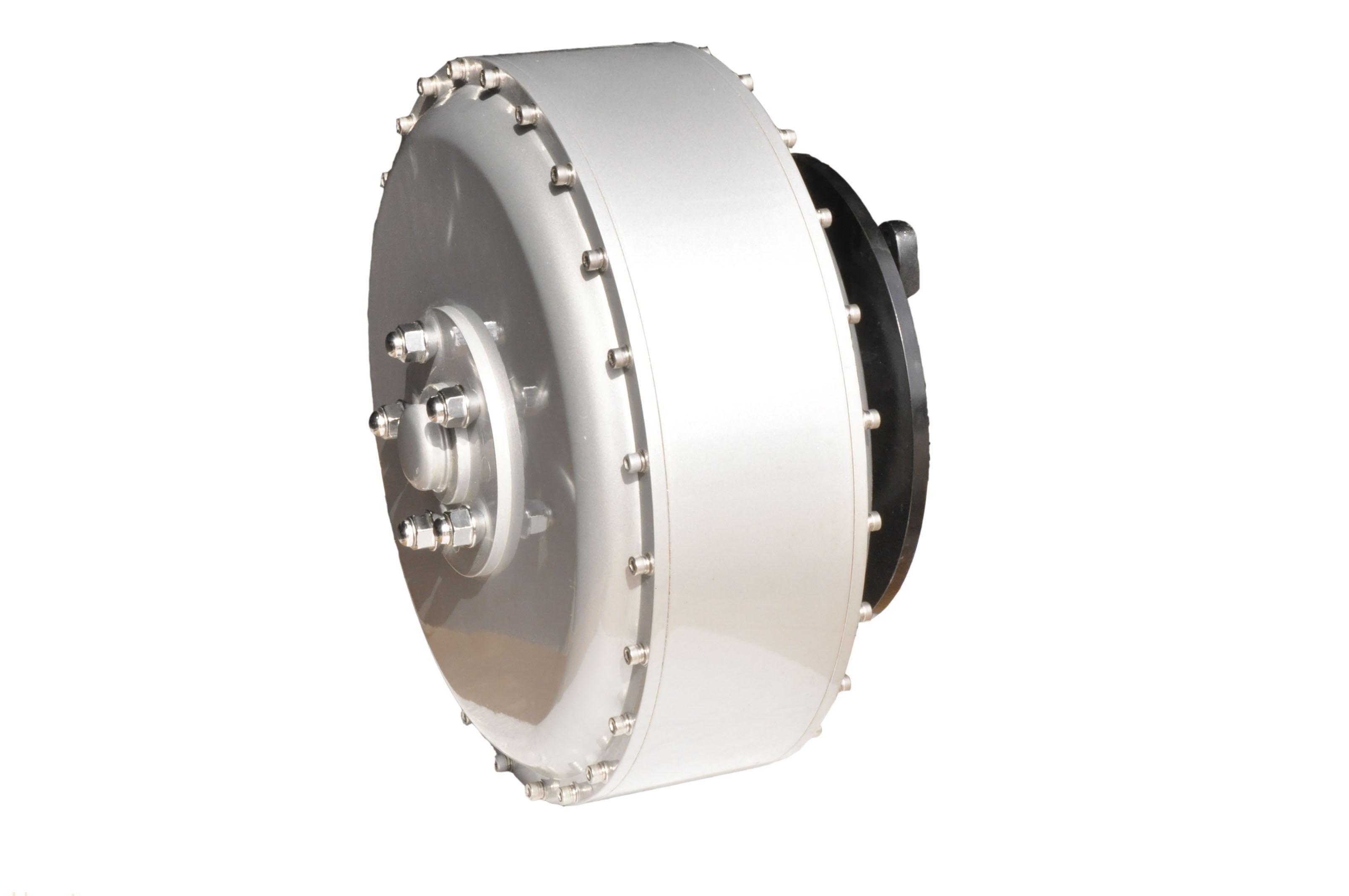 YT-354ZWG-3-10/264智能变挡永磁无刷中置电机是专为轻便型纯电动汽车及混合动力汽车而设计,具有转矩大、转速范围宽、智能变速等诸多特点,使用本电机作为动力,可以在不使用变速箱的情况下达到汽车行驶的动力指标,从而使得电动车的生产和制造更方便,成本更节约。 YT-354ZWG-3-10/264智能变挡永磁无刷中置电机具有3C认证,参数符合国标GB/T21418的规定,安全可靠。 产品参数: 项目: 一档 二档 三档 额定电压: 264V 额定功率: 5.