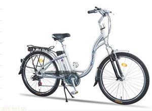 绿行牌电动自行车(海豚