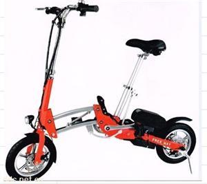 绿行牌电动自行车(小金刚)