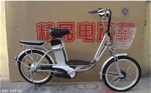 绿行牌电动自行车(依兰公主)