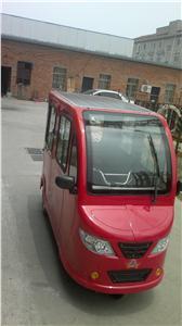 太阳能电动老年代步车