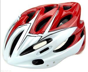 骑行装备山地车头盔,一体成型电动车头罩