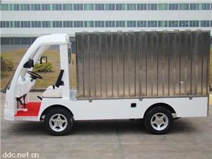 八座电动箱式货车