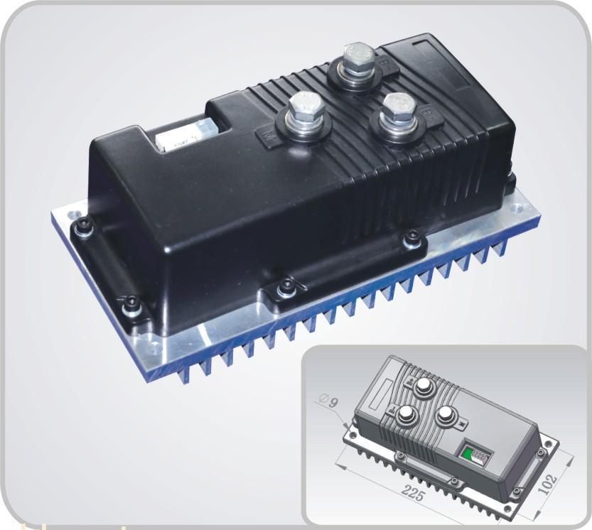 电动汽车用串励电机控制器