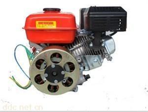 4kw电动车增程发电机、永磁直流发电机