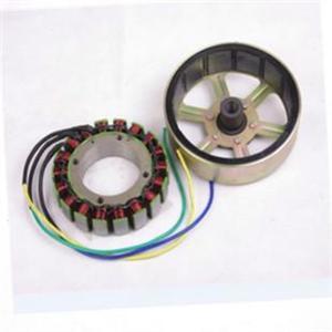 48V60V72V永磁直流发电机