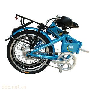 台铃可折叠电动自行车——小精灵