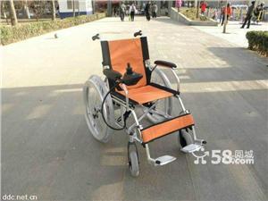 上海威之群电动轮椅1029锂电池电动轮椅车