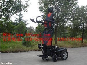 威之群1035站立式电动轮椅