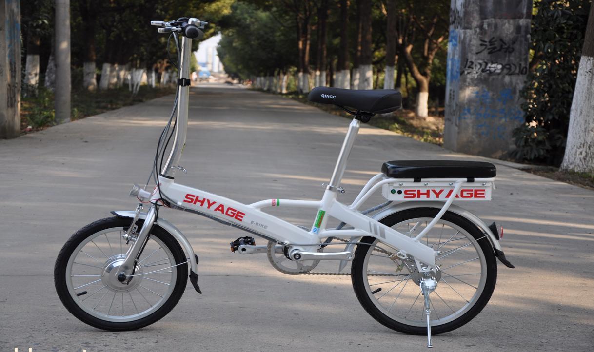 全新型锂电自行车