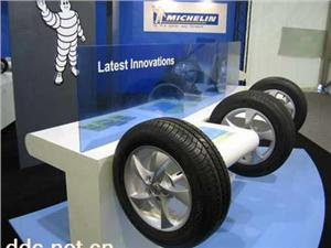 米其林轮胎10.000R20