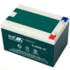 旭派36V,10Ah电动车电池