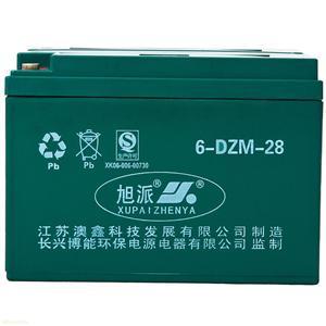 旭派24V,28Ah电动车电池