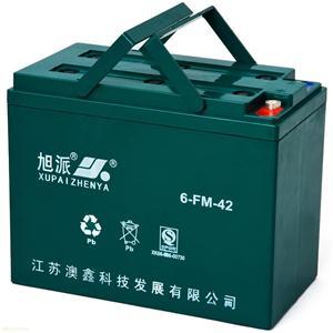 旭派24V,42Ah电动车电池