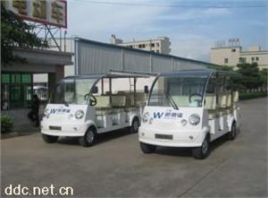 飞豹FB-V12 12人座电动观光车