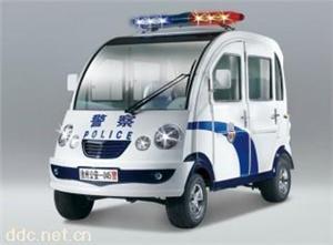 郑州5人座全封闭电动巡逻车