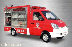 安尔福电动消防车
