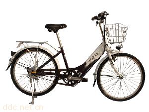 愉途20寸24寸36V凌云铝合金锂电自行车电动车电动自行车