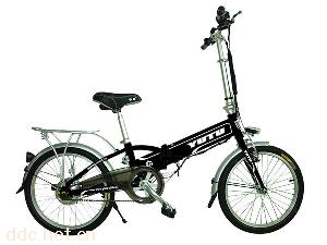 愉途祥云16寸36V折叠锂电自行车