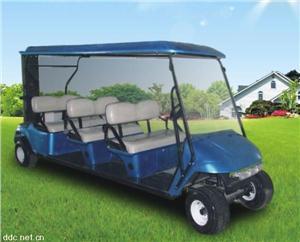 嘉竞4座电动高尔夫球车