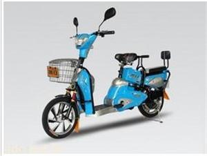 48V凯日简易小蝴蝶电动自行车