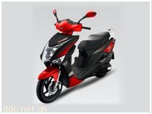 凯日豪华魔戟电动摩托车