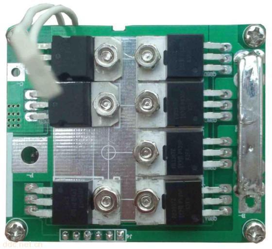 lws-16s25a-010电动车电池保护板;;