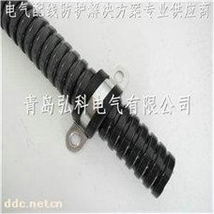 黑色包塑蛇皮管