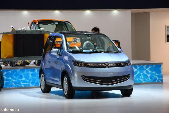 海马可爱小型电动汽车-上海鸿远车行