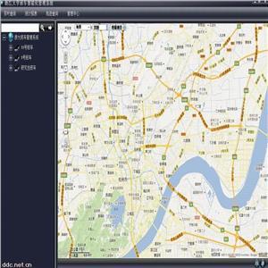 GPS班车调度监控系统