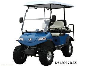 戴尔乐DEL2022D2Z 2+2座电动打猎车
