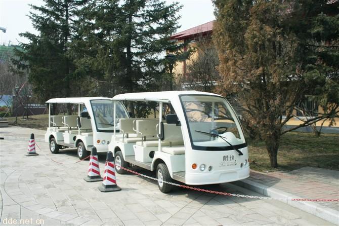 8座电动景区游览观光车