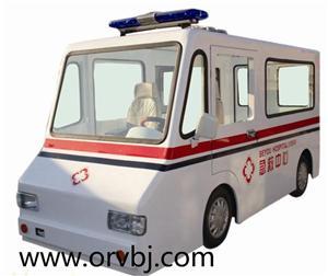 儿童体验救护车