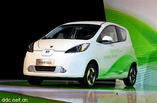 电动汽车荣威e50ev 上海 飞马 车业有限公司高清图片