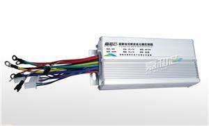 嘉和芯超静音双模直流无刷控制器48V800W