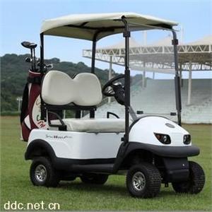 高端大气的专业高尔夫球车