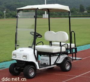 老年人专用的四轮电动助力车